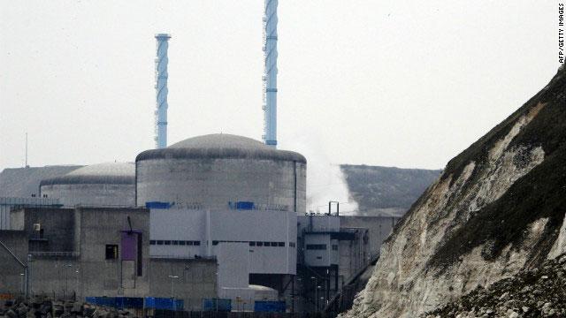 Rò rỉ phóng xạ tại nhà máy điện hạt nhân ở Pháp