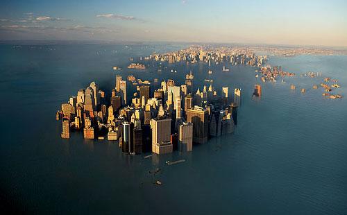 Nước biển sẽ dâng 20m nếu băng Trái đất tan