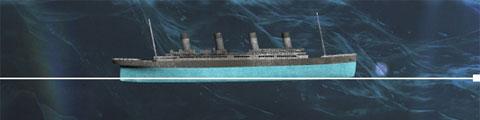 """Đêm 14/4/1912, tức là 4 ngày sau khi rời cảng Southampton ở nước Anh, tàu Titanic gặp phải thảm họa khủng khiếp. Một hoa tiêu trên tàu la lớn: """"Băng trôi, phía trước bên phải""""."""