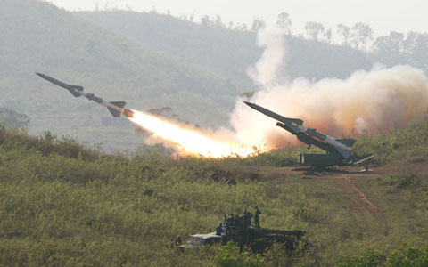 Việt Nam chế tạo pin nhiệt cho tên lửa