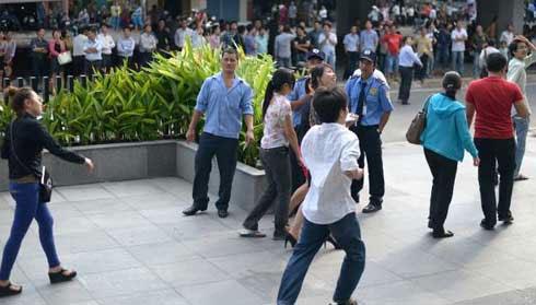 Động đất Indonesia gây rung lắc cao ốc Việt Nam