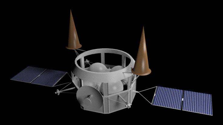 Nga hoãn một năm sứ mệnh Mặt Trăng Luna-Glob