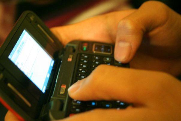 Việc nhận được tin nhắn sẽ giúp cho chúng ta thoát khỏi tình trạng bị stress