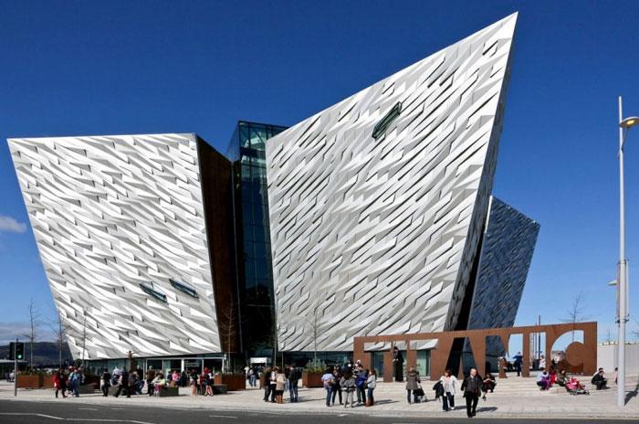 Chuẩn bị mở bảo tàng Titanic