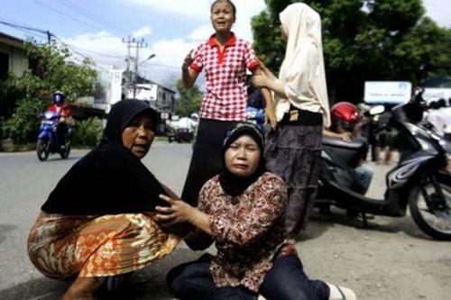 """Động đất ở Indonesia là """"2000 năm có một"""""""