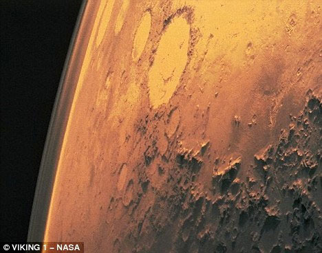 Tồn tại sự sống trên bề mặt sao Hỏa