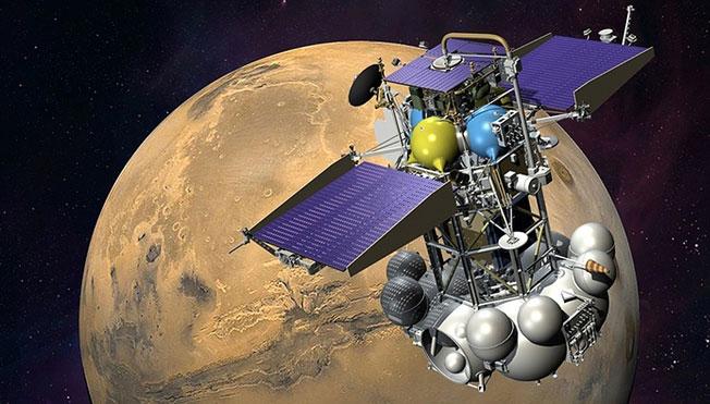 Nga chuẩn bị phóng Phobos-Grunt thứ hai