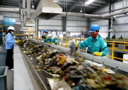 Công nghệ xử lý chất thải rắn thành dầu PO và RO