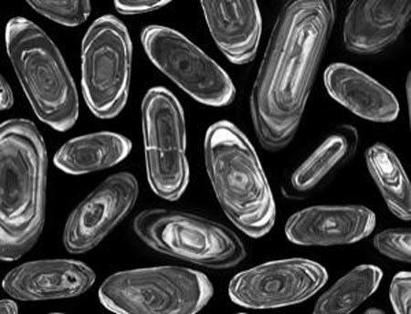 Tuổi các loại đá cổ đo sai đến triệu năm!