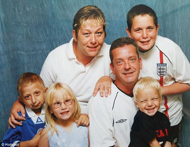 Dean Andrews và gia đình