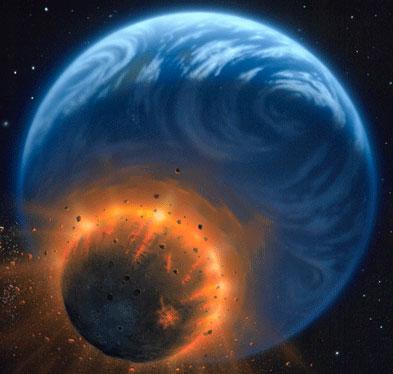 Trái Đất chịu hàng chục va chạm với tiểu hành tinh