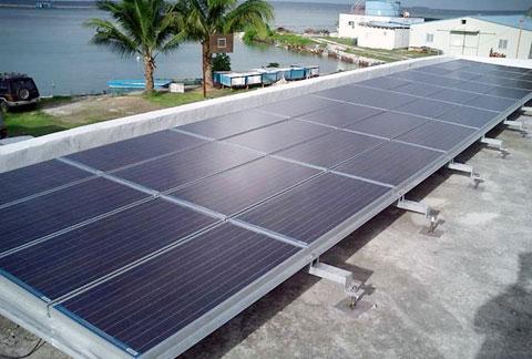 Lọc nước uống an toàn bằng năng lượng mặt trời