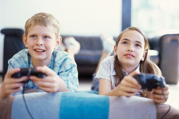 Chơi game giúp cải thiện sự tập trung thị giác