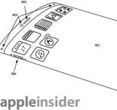 Apple đăng ký công nghệ màn hình cuộn