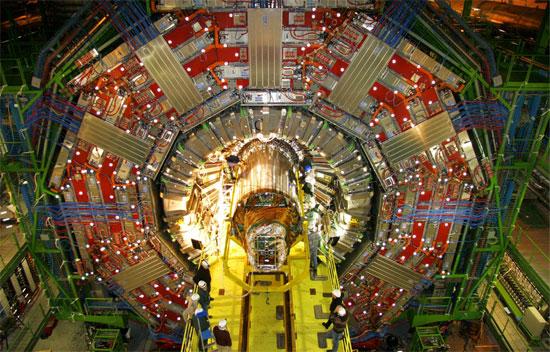"""Máy gia tốc hạt lớn Tevatron đã tìm thấy """"hạt của Chú""""' từ một năm trước."""