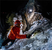 Chiêm ngưỡng thác băng -17 độ tuyệt đẹp