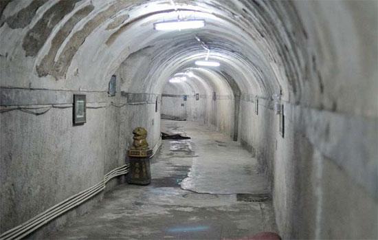 Thành phố ngầm Bắc Kinh