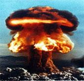 Nhiệt độ trái đất có thể thay đổi vì chiến tranh hạt nhân