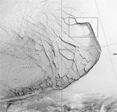 Băng khổng lồ tan vỡ dài 1.000km tại biển Beaufort