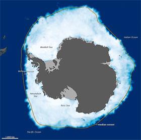 Tìm thấy đáp án cho nghịch lý ở Nam Cực