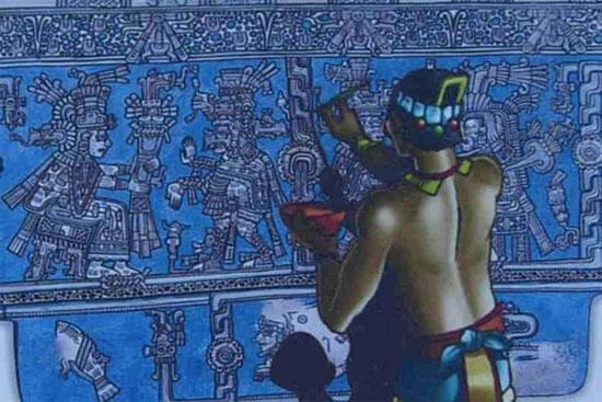 Рhát hiện cách sơn bền màu của người Maya