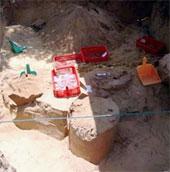 Phát hiện mộ 2.000 năm tuổi tại Hội An