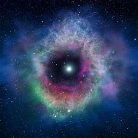 Bất ngờ ngôi sao hình thành gần siêu hố đen
