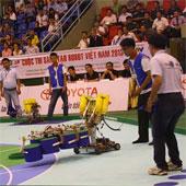 Robocon 2013, xác định 16 đội vào vòng chung kết