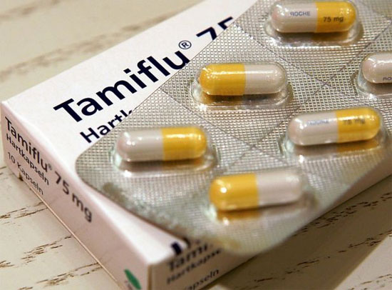 Trường hợp duy nhất khỏi cúm H7N9 tại Trung Quốc đã được điều trị bằng thuốc Tamiflu.