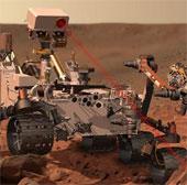 Hé lộ nguyên nhân sao Hỏa không có khí quyển