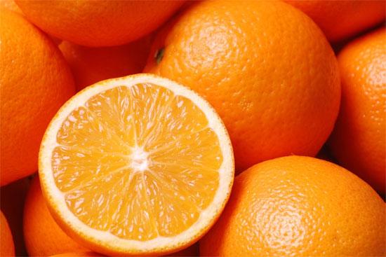 Hoa quả thuộc họ cam, chanh nên tránh qua nước sôi