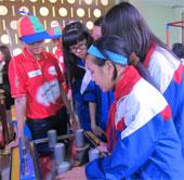 Học sinh Hà Nội hào hứng giải đố vui khoa học