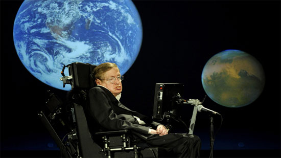 Stephen Hawking cảnh báo về nguy cơ tuyệt chủng của con người trong vài thế kỷ tới.