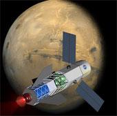 Tên lửa nhiệt hạch nhanh hơn tàu vũ trụ hàng chục lần