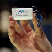 Video: Giới thiệu thiết bị Breathometer