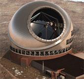Lắp đặt kính viễn vọng mạnh nhất thế giới