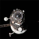 ISS dọn đường đón tàu tiếp tế mới