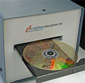 Phòng thí nghiệm trên đầu đọc DVD
