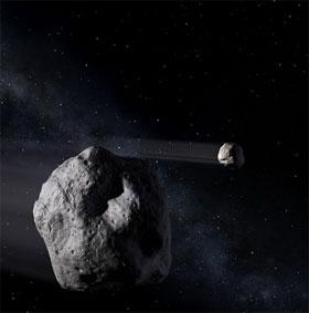 """Thử thành công thiết bị """"săn"""" tiểu hành tinh"""
