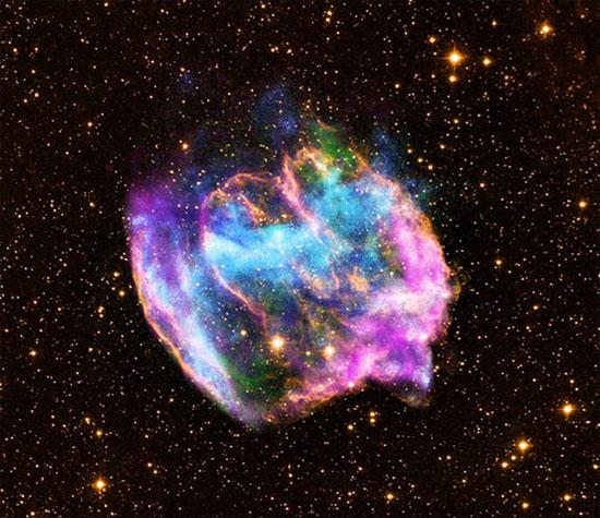Những vụ nổ siêu tân tinh là hiện tượng đặc biệt của vũ trụ
