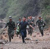 Số người chết vì động đất tại Trung Quốc tăng lên hơn 200