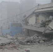 Động đất mạnh ở Tứ Xuyên, 152 người chết