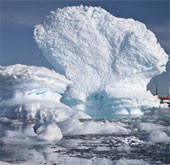 Băng Nam cực tan nhanh nhất 50 năm qua
