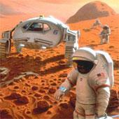 """Bắt đầu bán """"vé một chiều đi sao Hỏa"""""""