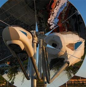 Hệ thống năng lượng mặt trời kết hợp mới