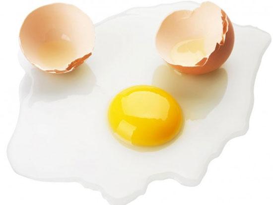 Lòng trắng trứng có thể làm hạ huyết áp