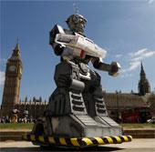Anh: Kêu gọi chống robot sát thủ