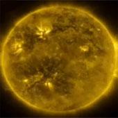 Video ngoạn mục: 3 năm hoạt động của Mặt trời