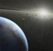Thiên thạch áp sát Trái đất vào năm 2026