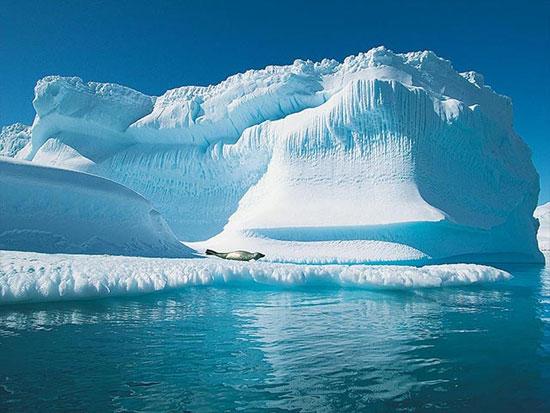 Biến đổi ở hai cực Trái Đất tác động đến khí hậu